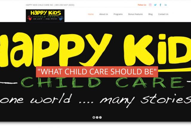 HAPPY KIDS CHILD CARE