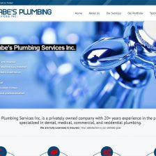 GPS Gabe's Plumbing Services