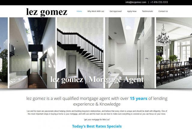 Lez gomez Mortgage