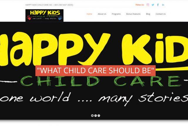 HAPPY KIDS CHILD CARE