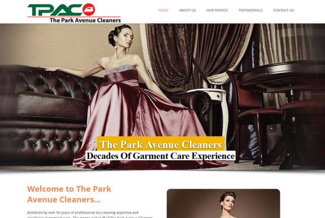 The Park Avenue Cleaners