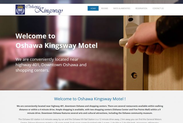 Oshawa Kings Way Motel