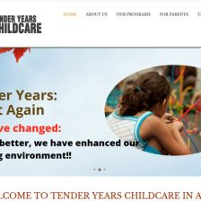 Tender Years Childcare