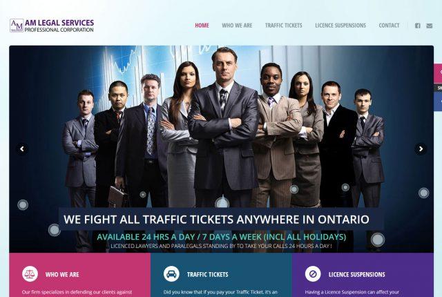 AM Legal Services professional Corporation