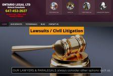 Ontario Legal Inc